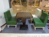 两人位/四人位实木餐桌椅广东鸿美佳厂家批发价格供应
