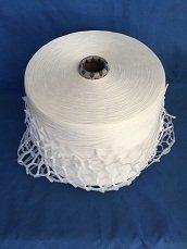 40s/1本白羊毛粘膠紗線