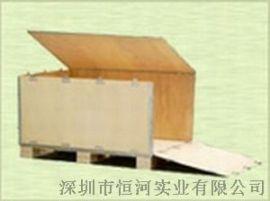 专业生产传统木箱,钢带木箱,出货木箱