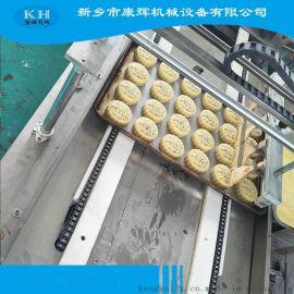 供应自动刷蛋机/扫蛋机/刷蛋机/烘焙设备生产线