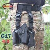 格洛克手枪套绑腿枪套战术快拔枪套