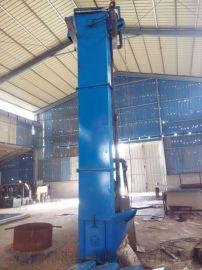 环链单斗式上料机防尘 生产定制垂直斗式提升机
