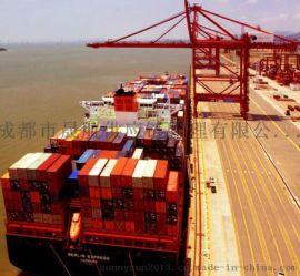 上海到印度班加罗尔海运散货拼箱专线