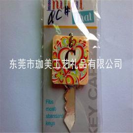 订制广告钥匙套 软胶钥匙套 创意钥匙套 品质保证