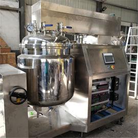 无锡诺亚化妆品膏霜用350L高剪切混合乳化机