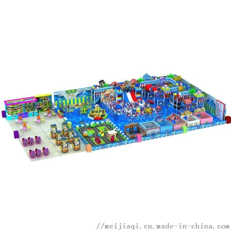 济南淘气堡厂家 儿童乐园加盟合作游乐设备定制淘气堡免费安装设计
