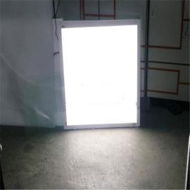 PC扩散板厂家定制,LED灯箱阻燃导光PC板材厂家