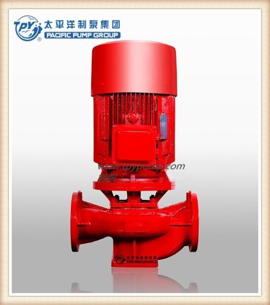 上海太平洋制泵 供应XBD-L立式多级消防泵