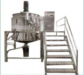 供应化工生产开盖搅拌锅 夹层蒸汽加热搅拌罐