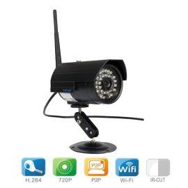 HW0027 720p IR-CUT 户外支持插存储卡 高清无线网络摄像机