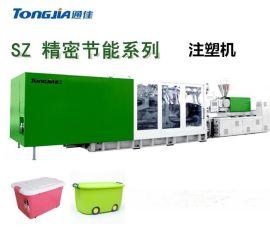 塑料储物箱生产设备,塑料储物盒注塑机生产机器,塑料收纳箱生产设备