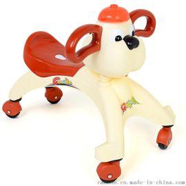灿成儿童车扭扭车儿童溜溜车**四轮学步滑行车玩具车带灯光音乐 BS-1401/BS-1402