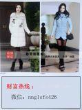 女裝批發 女士風衣外套 時尚女式風衣低價批發