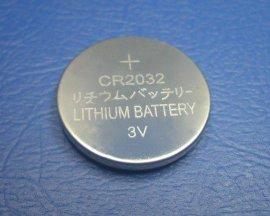 CR2032纽扣电池 蜡烛灯美容仪洁面仪LED灯电池 有MSDS SGS