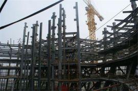 三维钢构多层框架钢结构加工