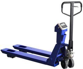 厂家直销 液压叉车秤 手动搬运称重一体叉车秤