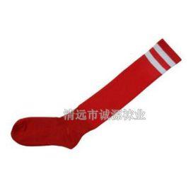 广东袜子加工厂长筒足球袜
