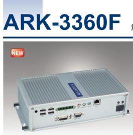 研華,嵌入式工控機,ARK-3360F,性價比高
