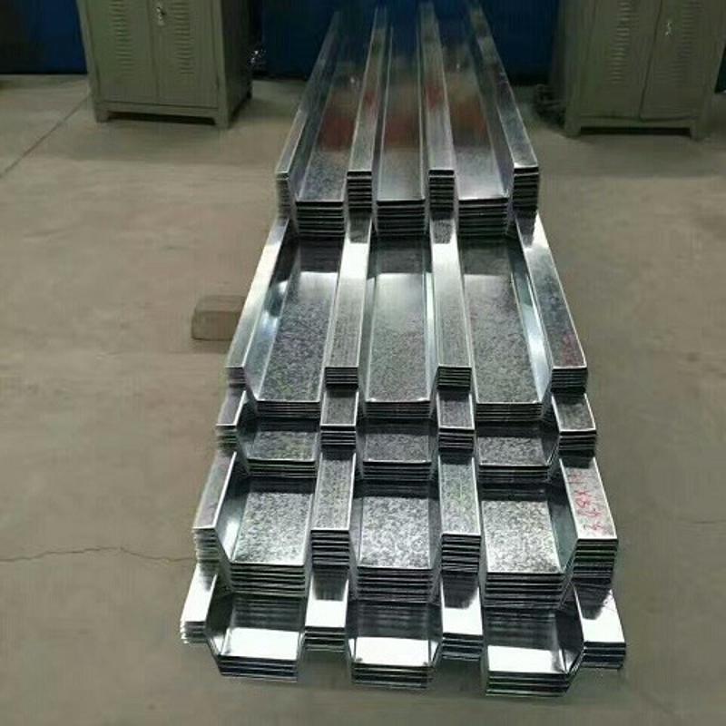 胜博 YX75-230-690型楼承板 0.7mm-2.3mm厚河钢AZ150镀锌楼承板首钢275克镀锌楼承板