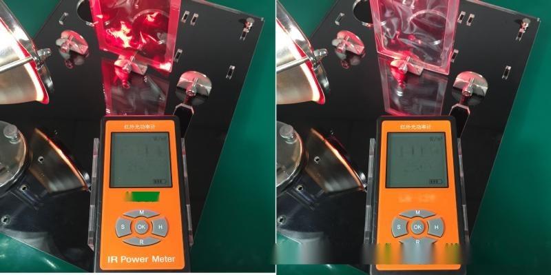 太阳膜测试仪威固魔镜隔热膜展示架