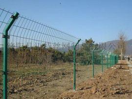 浸塑围栏 双边护栏 折弯护栏 高速公路护栏  厂区护栏
