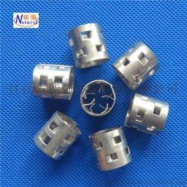 厂家直销金属鲍尔环Φ50**304材质脱硫塔散堆填料不锈钢鲍尔环