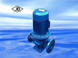 立式不锈钢单级管道泵,IHG不锈钢管道泵