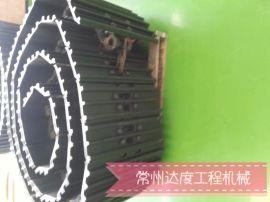 国机重工挖掘机履带总成W-03-00378