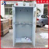 派晟品牌PQ02气瓶柜 氮气惰性气体钢瓶柜