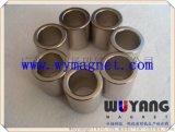 厂家定制高性能磁环,魔术道具戒指专用磁性圆环
