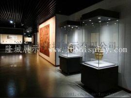 博物馆展柜,自动升降展柜,内置恒温恒湿系统