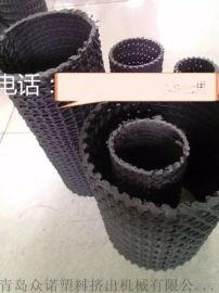 塑料网管生产线 全套加工塑料网管设备机器