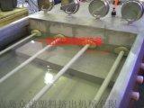 青島一齣四PVC穿線管生產線