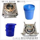 生产加工 2L防冻液桶注塑模具