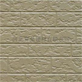 外墙金属压花保温板生产厂家