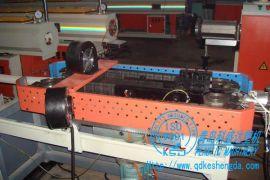 PE、PVC单壁波纹管生产线(SJSZ65/28)
