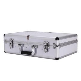 手提铝合金工具铝箱 密码锁铝箱