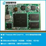 i.MX7D核心板 PTP网络授时 两路千兆网口切换 web服务器 工控板定制