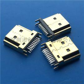HDMI  夹板焊线 HDMI高清接口