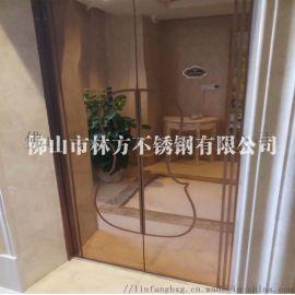 北京 高端酒店不鏽鋼蝕刻電梯轎門板 門框 門套加工