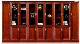 油漆木皮书柜文件柜1432系列 绿色环保健康家具