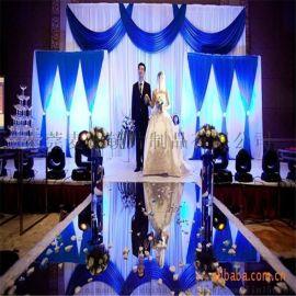 生产郑州镜面地毯 婚庆地毯 舞台镜面地毯厂家