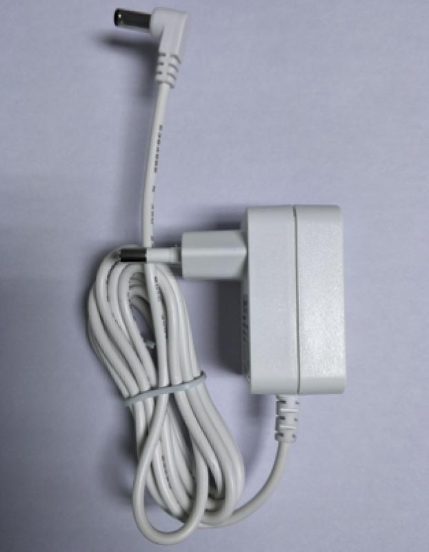 12V1A白色歐規電源,CE,GS認證適配器