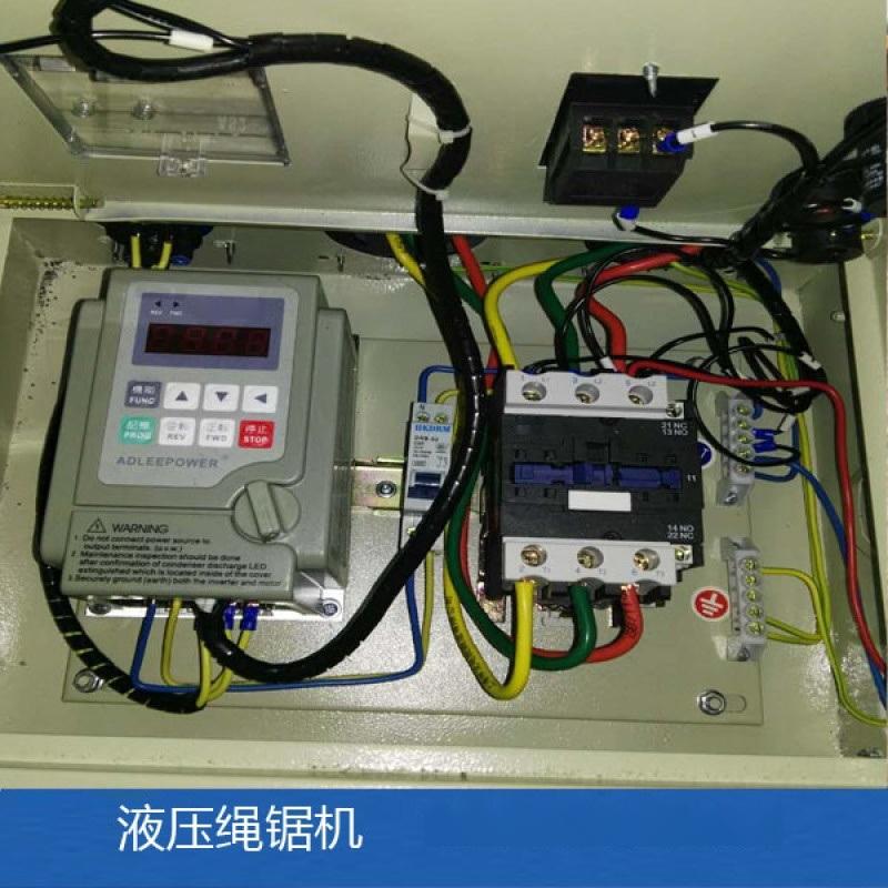 北京混凝土电动绳锯机桥梁切割设备