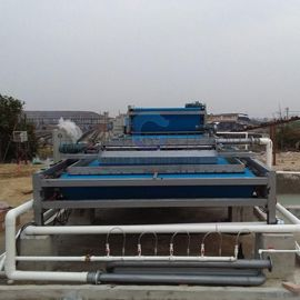 洗砂污泥处理设备 泥浆脱水机带式压滤机工作原理
