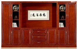 油漆木皮书柜文件柜1732系列 绿色环保健康家具