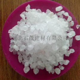 厂家供应白色石英砂 玻璃用石英砂 普白石英砂