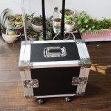 厂家定做航空箱机柜箱铝合金仪器箱拉杆工具箱