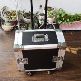 厂家定做航空箱机柜箱铝合金仪器箱拉杆银河至尊娱乐登录箱