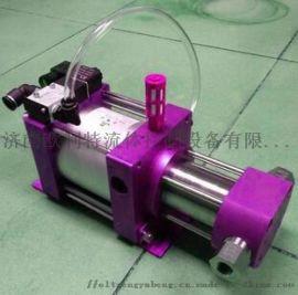 高压气动液体增压泵 气动液体试压泵